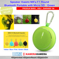Harga speaker xiaomi mifa f1 round bluetooth portable with micro sd | antitipu.com