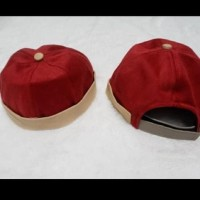 9e528512 HOT SALE Topi Peci Beanie Kupluk Hijrah Kopiah Terkini Miki Hat Gaul