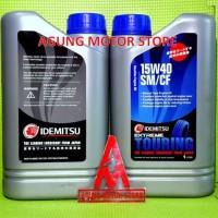 Oli Mesin IDEMITSU TOURING 15W40 SM/CF (1 liter )