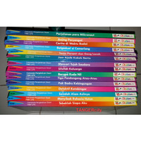 RARE 52 pcs + 4 Buku Anak Widya Wiyata + Time life + Matematika
