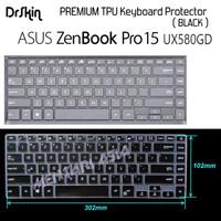 Keyboard Protector ASUS ZenBook PRO 15 UX580GD - DrSkin Premium TPU BL