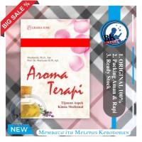 Aroma Terapi Tinjauan Aspek Kimia Medisinal Buku Terapi Kesehatan