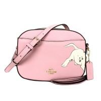 Coach X Disney Camera Bag With Dalmatian Tas Selempang