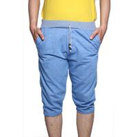 Season2 [Valatex] Celana pendek 7/8 Casual untuk Nongkrong / 4 warna
