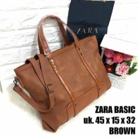 Tas Zara Basic Import Premium Tas Batam Branded Zara Zaskia QBB -