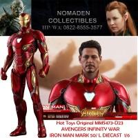 Hot Toys AVENGERS INFINITY WAR - IRON MAN MARK 50 DIECAST ironman