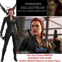 Hot Toys MMS533 AVENGERS END GAME - BLACK WIDOW Natasha Scarlett HT