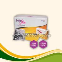Collaskin Skin Care - KOLAGEN Nasa, Pemutih Kulit Alami Hanya 15 hari