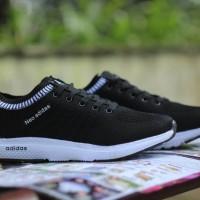 Sepatu Sport Pria Adidas Neo Man Laki Cowok Cowo Terbaru Grade Ori