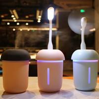 Humidifier Mushroom Aroma Theraphy Pengharum Pelembab Ruangan