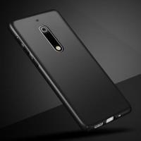 Nokia 5 Original Baby Skin Hard Case Cover Casing Slim Matte Hardcase