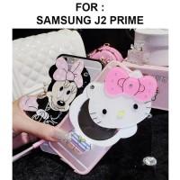 Samsung Galaxy J2 Prime - Grand Prime Mirror Soft Case Cover Casing