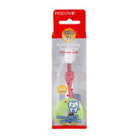 Sikat gigi PIGEON Lesson 2 Training Toothbrush - Pink