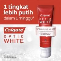 COLGATE Optic White Sparkling White 100g / Pasta Gigi Colgate 100 gr