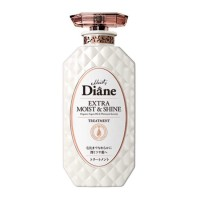 MOIST DIANE Treatment Moist & Shine 450ml ( Ori Made in Japan )