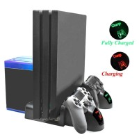 Order yuk for PS4 PS4 Slim PS4 Pro Gaming Accessories 3 in 1 Dual Char