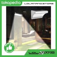 Lampu Solar Sensor Gerak Outdoor 48 LED 3.2W 900 Lumens - HBT1612
