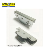 Channel Clamp Aplus MFC (kecil) / conector Plafon gypsum gipsum