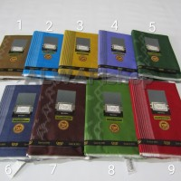Sarung BHS Gold Mercerized TKB WPL (Warna Polos)