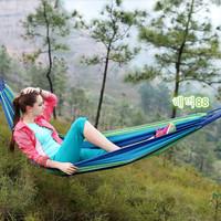 New Hammock Colorful Kasur Gantung Camping Single Series