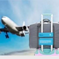 New 45 FOLDABLE TRAVEL BAG /HAND CARRY TAS LIPAT / KOPER LUGGAGE