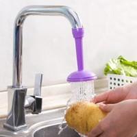 New #K01 Sambungan Kran plastik Irit air hingga 50% (Isi 2 pcs)