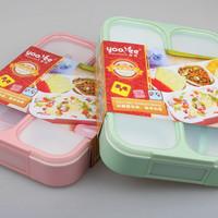 New 578 NEW Lunch Box Kotak Makan Yooyee bento kotak bekal Anti Bocor