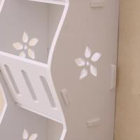 New MH50300 Storage Decorative Rack Shabby chic rak kosmetik hp