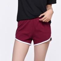 gym sport boxer pants celana 3 colors