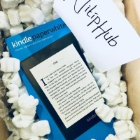 Kindle Paperwhite - 10th Generation - 2018 release - No Ads 8Gb 300ppi