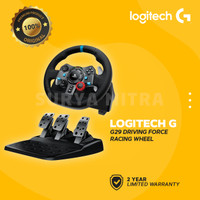 Logitech G29 Driving Force Racing Wheel For PS4 / PS3 - Playstation