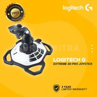 Logitech Extreme 3D Pro, PC / Mac