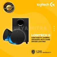 Logitech G560 / G 560 Lightsync PC Gaming Speaker