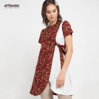 [Arthesian] Dress Batik Wanita - Ayunda Batik Printing
