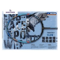 HOT ITEM !! Raket Badminton Victor Thruster / TK Falcon CLAW