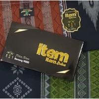 Sarung Pohon Korma Hitam Platinum 9000 Motif Bhs / Sarung Item Murah