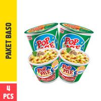 Pop Mie Paket Baso 4pcs 226gr