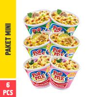 Pop Mie Paket Mini 6pcs 228gr