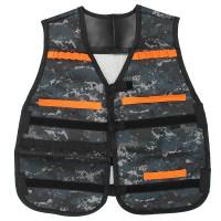 Mainan WORKER Tactical Vest Jacket For NERF N-Strike