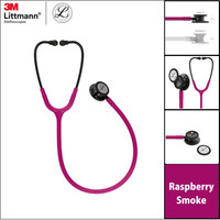 Stetoskop Litmann / Littman / Littmann Classic III Raspberry - Smoke