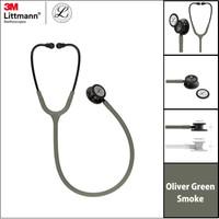 Stetoskop Litmann /Littman / Littmann Classic III Oliver Green - Smoke