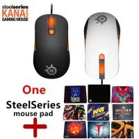 Free shipping original SteelSeries Kana V2 mouse Optical Gaming
