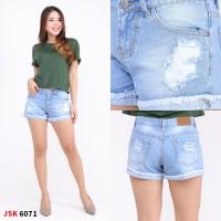 Celana Pendek Wanita JSK Jeans [SIZE 27-30]//Hotpants 2/3 Wanita