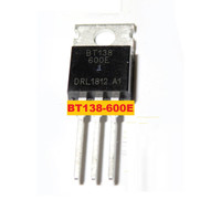 New Original BT138-600E BT138-600 BT138 TO-220 Mantafff