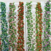 jual hiasan dinding/hiasan pagar daun rambat/dekorasi