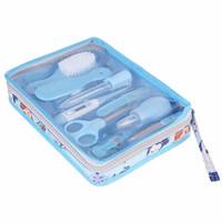 Baby Care Kit Set Isi 10 Tas penyimpanan / BABY MANICURE GROOMING set