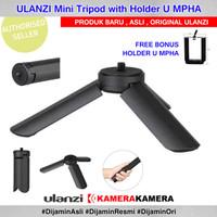 ULANZI Mini Tripod / Hand Grip Free Holder U MPHA for Smartphone