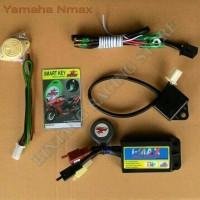 PROMO MURAH Alarm Motor Yamaha NMAX i Max Digital Smart Key