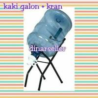JUALANMURAH SAP Kaki Galon Kran air Ready Stock GALON HOLDER STAND G