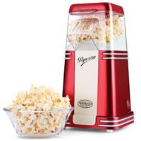 NOSTALGIA ELECTRICS Hot Air Popcorn Maker Corn Popper Machine